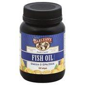 Barlean's Fish Oil, Softgels, Orange Flavor