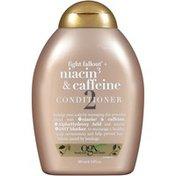 OGX Fight Fallout + Niacin³ + Caffeine Conditioner