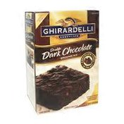 Ghirardelli Double Dark Chocolate Brownie Mix