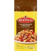 Bertolli Italian Sausage And Rigatoni