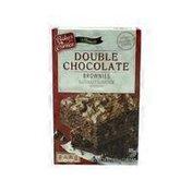 Baker's Corner Double Chocolate Brownie