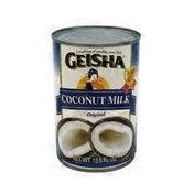 Geisha Original COCONUT MILK