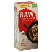 Better Oats Multigrain Hot Cereal, Chai Spiced