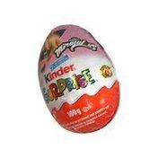 Kinder Pink Christmas Egg