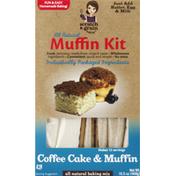 Scratch & Grain Baking Muffin Kit, Coffee Cake & Muffin