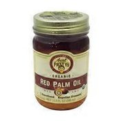 GloryBee Organic Lightly Filtered Red Palm Oil
