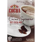Land O Lakes Hot Cocoa Mix, Cocoa Supreme, Cups
