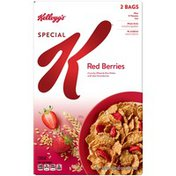 Kellogg's Cereal, Red Berries