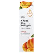 Ekel Peeling Gel, Natural Clean, Apricot