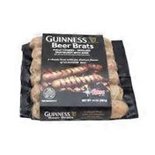 Rose Guinness Beer Brats