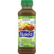 Naked Smoothie, 100% Juice, Sea Greens