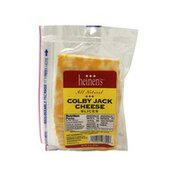 Heinen's Colby Jack A Blend Of Colby And Monterey Jack Cheeses
