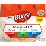 Boost MOBILITY Very Vanilla