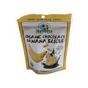 Natierra Chocolate Organic Banana Slices