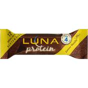 Luna High Protein Bar, Lemon Vanilla