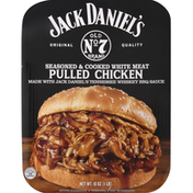 Jack Daniel's Pulled Chicken, Seasoned & Cooked White Meat