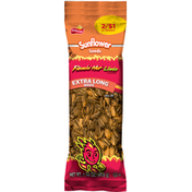 Frito Lay's Sunflower Seeds, Flamin' Hot Limon Flavored, Extra Long
