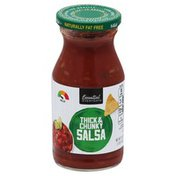 Essential Everyday Salsa, Thick & Chunky, Mild
