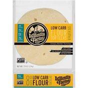 La Tortilla Factory Fajita Size Low Carb Flour Tortillas