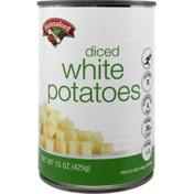Hannaford Diced White Potatoes