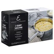 Emeril's Saucepan, Stainless Steel, 2-Quart