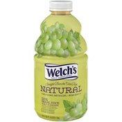 Welch's Natural Natural 100% Heirloom Niagara Grape Juice