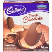 Blue Bunny Cadbury Double Chocolate Ice Cream Bar