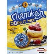 Manischewitz Donut Mix, Chanukah