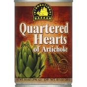 Attar Bazaar Artichoke, Quartered Hearts