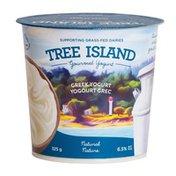 Tree Island Natural Greek Yogurt