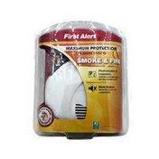 First Alert Dual Sensor Smoke And Fire Alarm SA320CN -2