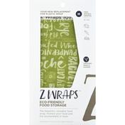 Z Wraps Food Wrap, Bread, Medium