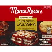 Mama Rosie's Lasagna, Three Cheese
