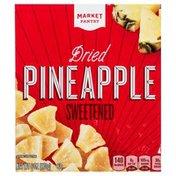 Market Pantry Pineapple, Sweetened, Dried