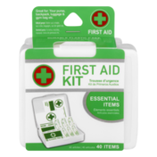 First Aid Kit Essential Items