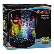 Glofish 3 Gallon Half Moon Aquarium Kit