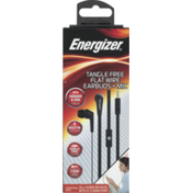 Energizer Tangle Free Earbuds