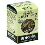 Spicely Oregano, Mexican, Organic