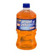 Propel Zero Sport Electrolyte Zero-Calorie Beverage Orange