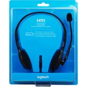 Logitech Headset, Stereo
