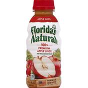 Florida's Natural 100% Juice, Premium, Apple