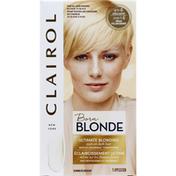 Clairol Blonding, Ultimate, Born Blonde