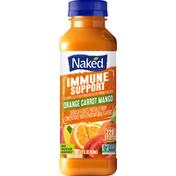 Naked Orange Carrot 100% Juice Smoothie