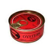 Ekone Oyster Company Habanero Hots Smoked Oysters