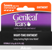 GenTeal Eye Ointment, Lubricant, Night-Time