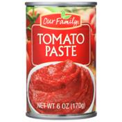 Our Family Tomato Paste