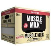 CytoSport Muscle Milk Vanilla Cream Dairy Substitute - Shelf Stable