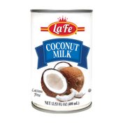 La Fe Coconut Milk