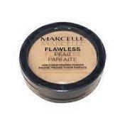 Marcelle Buff Beige Flawless Pressed Powder