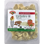 Hannaford Italian Sausage Tortellini